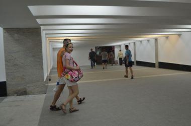 В Харькове достроили долгожданный переход