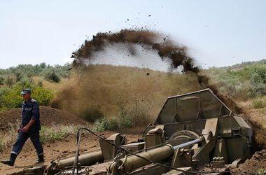 На границе Одесской области и Приднестровья роют противотанковый ров