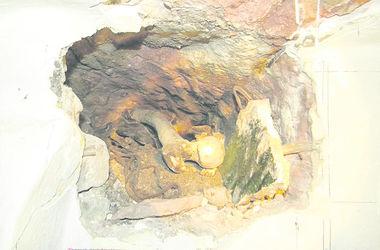 В пещерах Киево-Печерской лавры обнаружили останки монаха XII века