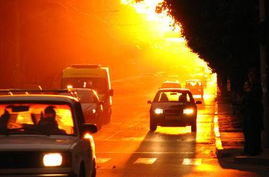 Петербург страдает от аномальной жары