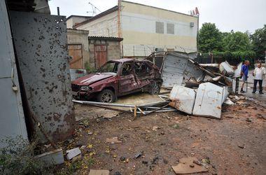 Силы АТО наносят воздушные удары, а боевики пытаются вернуть потерянные позиции в Луганске