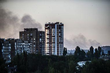 В Донецке погибли 3 мирных жителя, ночью в городе стреляли