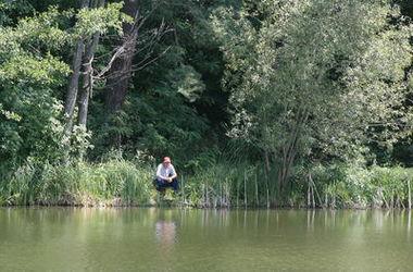 В киевском озере утонула девушка из Луганска