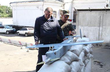 В Харьковской области нашли беспилотник