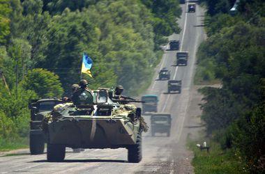 Бои в Донбассе глазами очевидцев: 28 июля