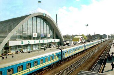 Из-за боевых действий ограничено движение поездов из Луганска