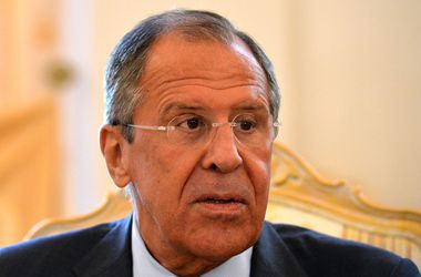 Лавров: Переговоров по Крыму нет и быть не может