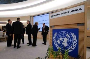 Кабмин одобрил размещение в Украине мониторинговой миссии ООН