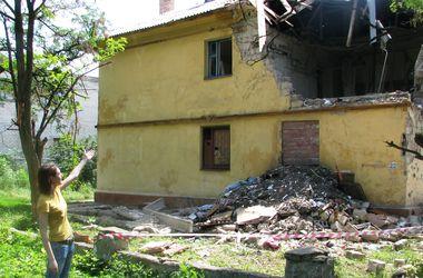Краматорск после освобождения: разрушенные дома и разбитые снарядами дороги