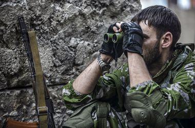 Боевики обстреляли жилые кварталы Шахтерска