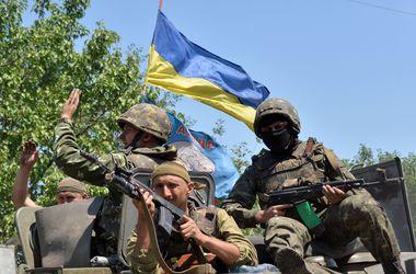 Украинские силовики освобождают Первомайск и Снежное, на очереди - Горловка