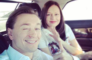 Ирина и Сергей Безруковы проводят отпуск вместе, несмотря на новость о внебрачных детях
