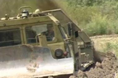 Украина решила отгородиться от Приднестровья рвом