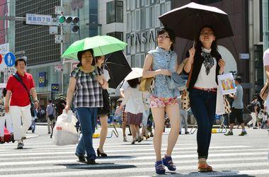 Жара в Японии убила уже 15 человек