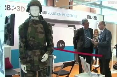 Французы создали супер-костюм для солдат