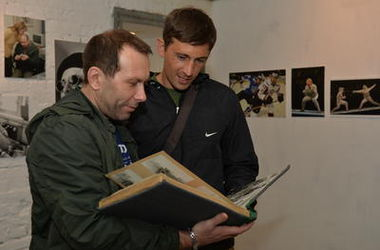 В Софии Киевской покажут работы Подеревянского