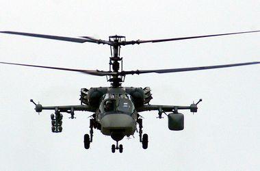 Российские военные подтянули к границе с Украиной вертолеты - погранслужба