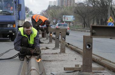 В Киеве отремонтировали бульвар Марии Приймаченко