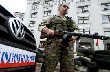 """В Донецке боевики похитили оружие подразделения """"Грифон"""""""
