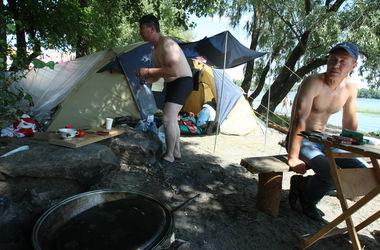 В Киеве зарегистрировались более 13 тысяч переселенцев с Востока и Крыма