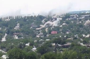 Террористы продолжают обстреливать жилые и промышленные объекты Донбасса – СНБО