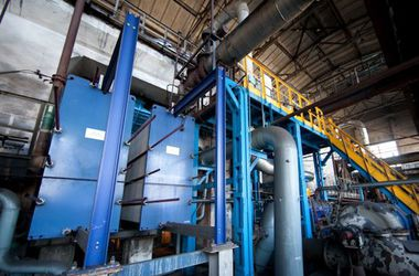 Авдеевский коксохимический завод подключен к электроснабжению