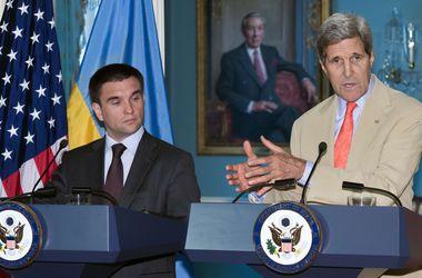 Лавров и Керри обсудили прекращение огня в Украине