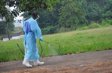 Из-за вируса Эбола в Либерии отменили все футбольные мероприятия