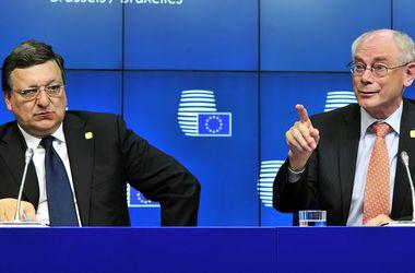 Баррозу и Ромпей объявили, чем ЕС ударит по Москве
