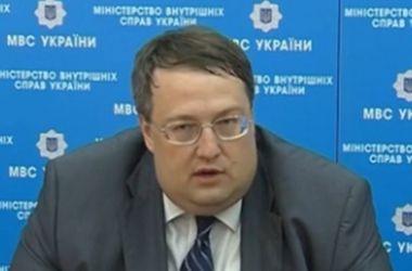 В МВД не подтверждают информации о падении на Донецк фосфорных бомб