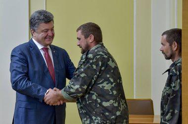 Украинские силовики освободили в Горловке 17 заложников