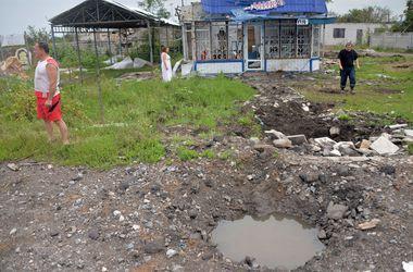 В Донецкой области во дворе подорвалось 9 детей