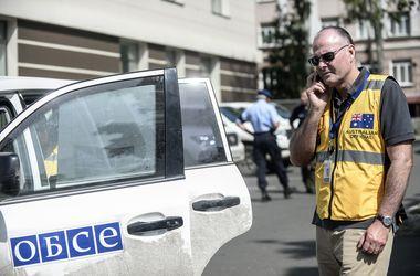Миссия ОБСЕ начала работу на российско-украинской границе