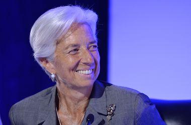 """Глава МВФ довольна """"кредитной"""" работой Украины"""