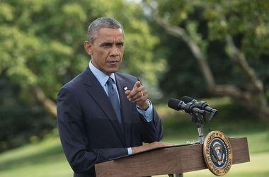Новые санкции  сделают Россию еще слабее - Обама