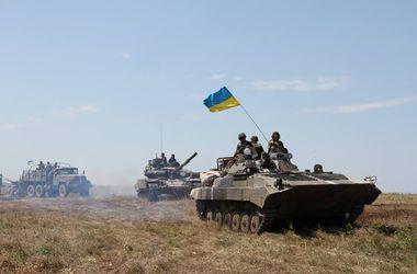Украинские военные освобождают Иловайск и Первомайск