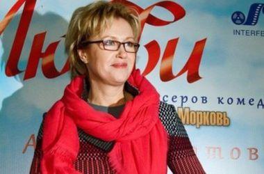 Актриса Ирина Розанова стала дважды бабушкой