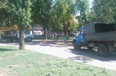 К 220-летию Одессы коммунальные службы марафетят город