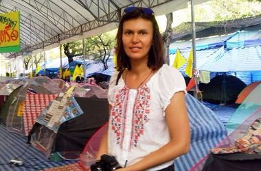 Дневник волонтера в Камбодже: первый раз в первый класс