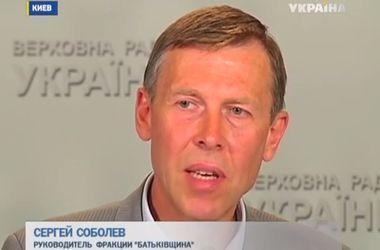 Соболев: Ключевой вопрос в Раде – ратификация Соглашения с ЕС