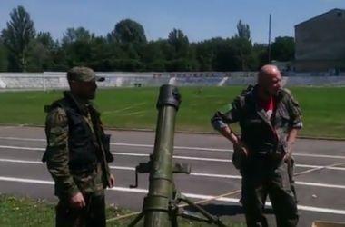 Как террористы обстреливают города Донбасса