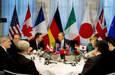 """Страны """"Большой семерки"""" пригрозили России еще более жесткими санкциями"""