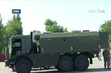 Киевской погранчасти передали новую технику
