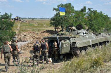 Артиллерия и авиация АТО уничтожили террористов  - Тымчук