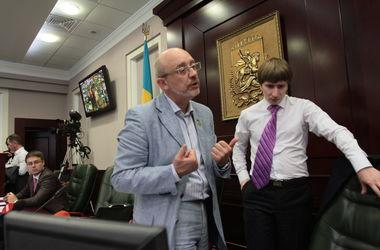 Киеврада сегодня займется бюджетом, а КГГА – кадровыми перестановками