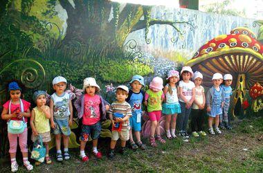 В Киеве на Троещине появился сказочный детский сад