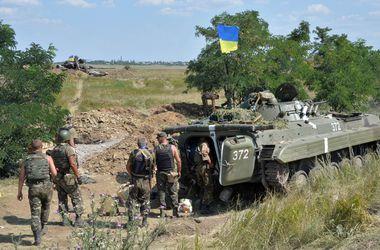 За сутки в зоне АТО погибли еще 11 украинских военных - СНБО