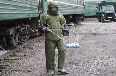 Харьковские взрывотехники разминируют Донбасс