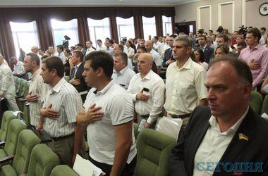 Как депутаты Киеврады поработали перед отпуском