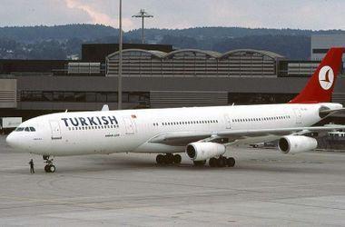 В Днепропетровске на неделю отменили самолеты до Стамбула